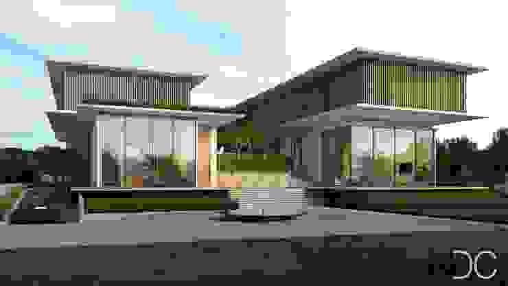 COUNTRY HEIGHT KAJANG Modern houses by NDC DESIGN Modern