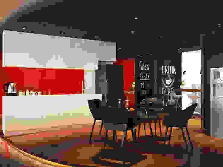 pantry Norm designhaus Modern office buildings