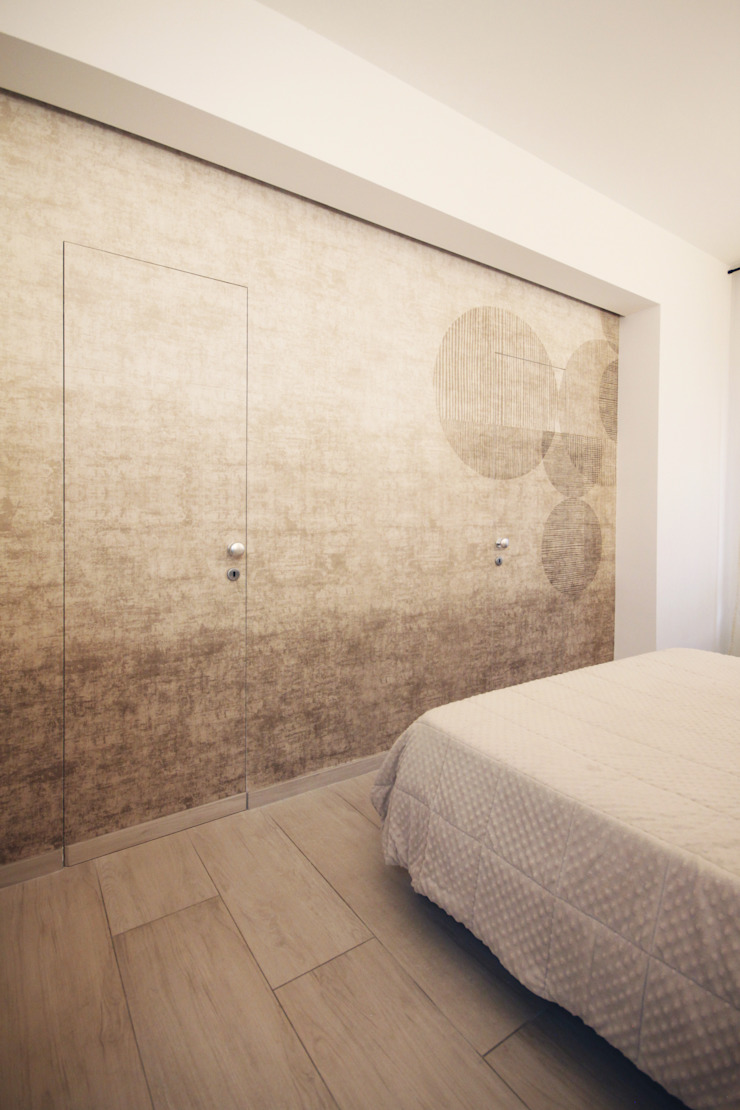 Andrea Orioli Modern style bedroom
