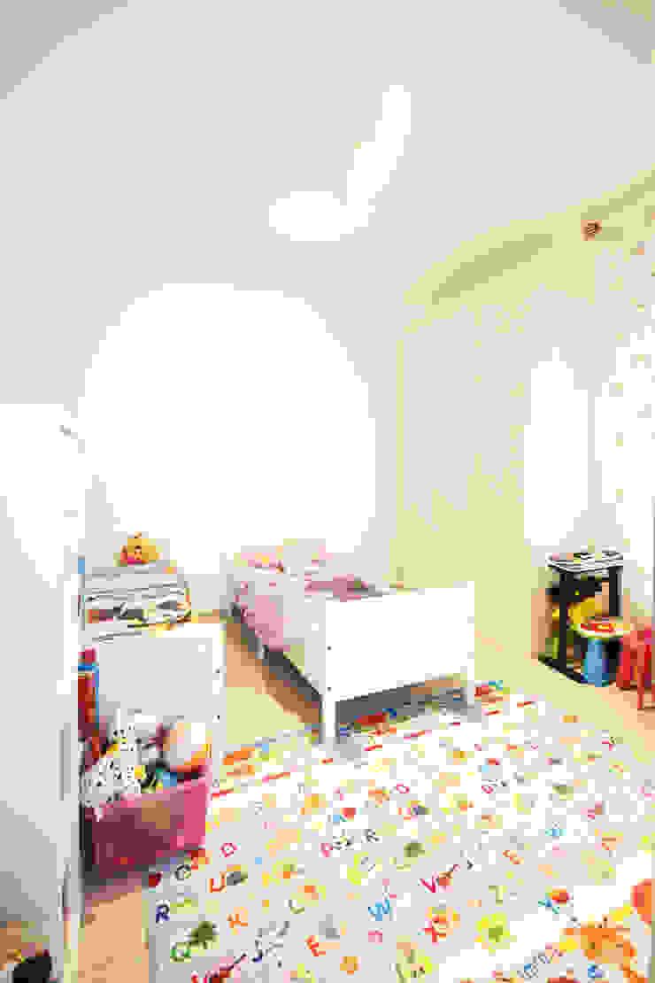 Andrea Orioli Small bedroom
