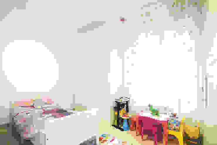 Andrea Orioli Small bedroom White