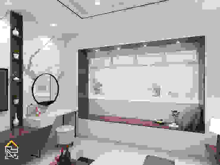 Masterbedroom - Window Bench View Oleh JRY Atelier