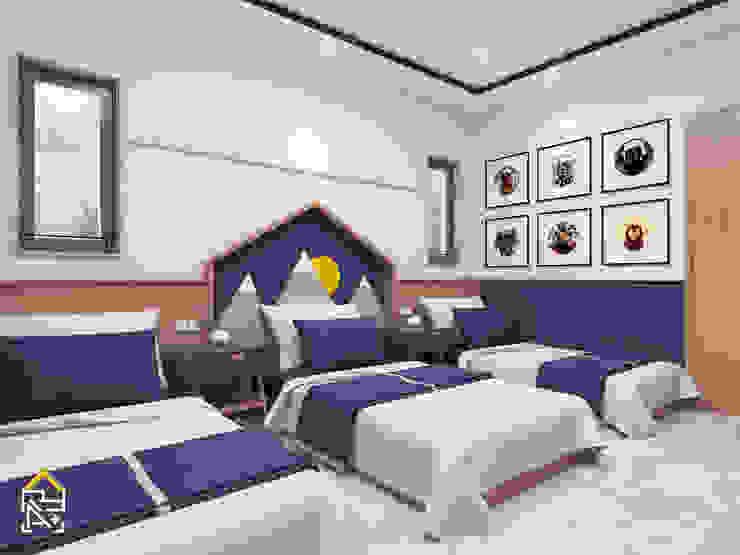 Kids Bedroom Oleh JRY Atelier