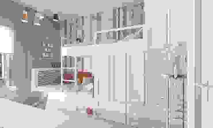 Sumer Kids Room Pebbledesign / Çakıltașları Mimarlık Tasarım Modern