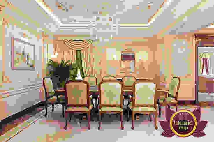 Perfect Gorgeous Interior Luxury Design by Luxury Antonovich Design