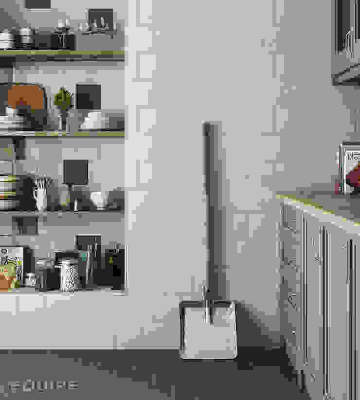Evolution Cocinas de estilo moderno de Equipe Ceramicas Moderno Cerámico