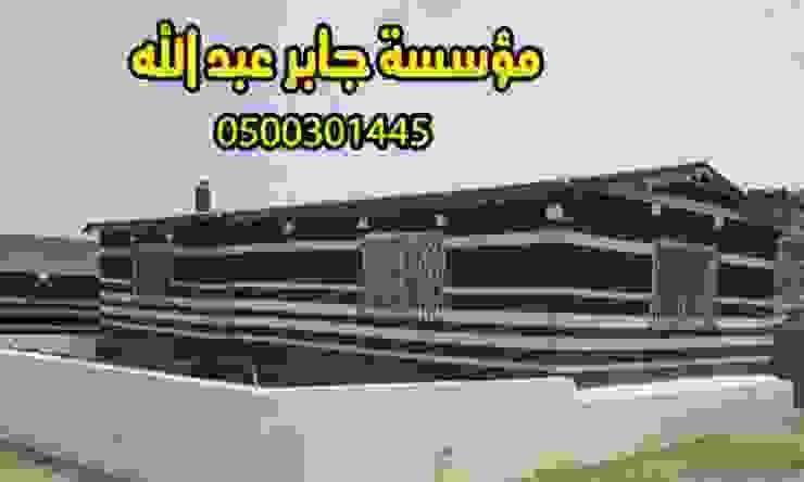 بيوت شعر المجالس بيوت شعر من الداخل والخارج0500301445: انتقائي  تنفيذ هناجر ومستودعات جابر عبد الله, إنتقائي