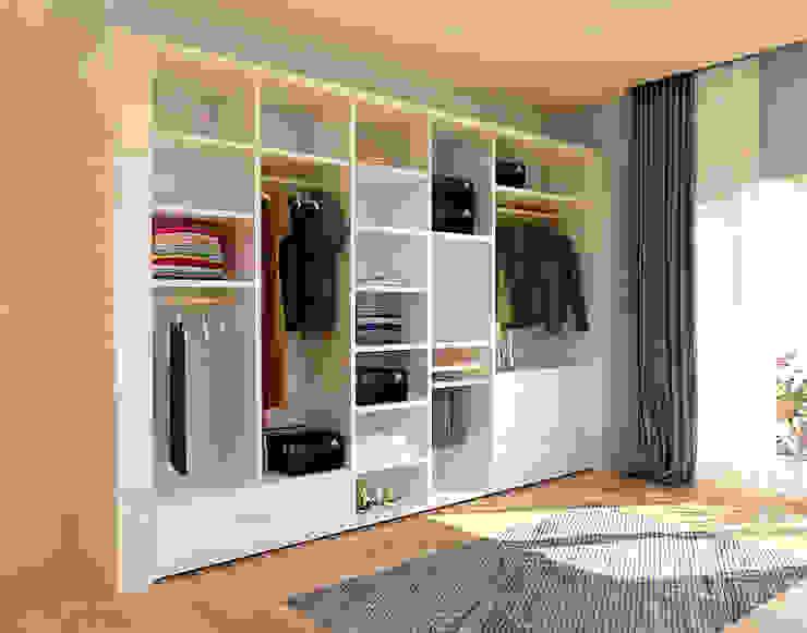 Desain Lemari Pakaian:modern  oleh Arsitekpedia, Modern