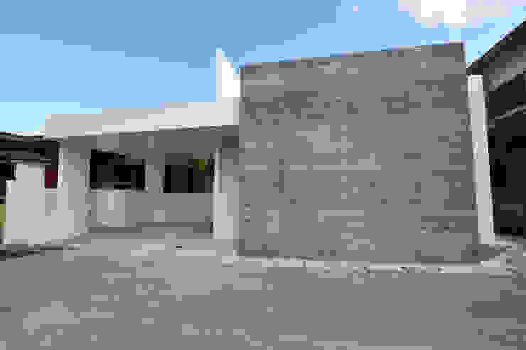 外観 Style Create 一戸建て住宅 コンクリート 灰色