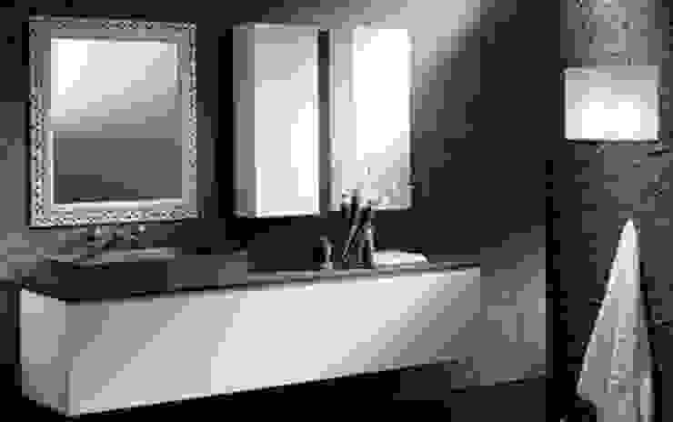 Canalmarmi e Graniti snc Salle de bain classique Pierre