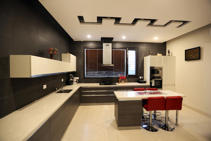 Kitchen Designs Modern Kitchen by Planet Design and associate Modern