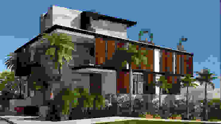 casa martinez de Daniel Cota Arquitectura | Despacho de arquitectos | Cancún