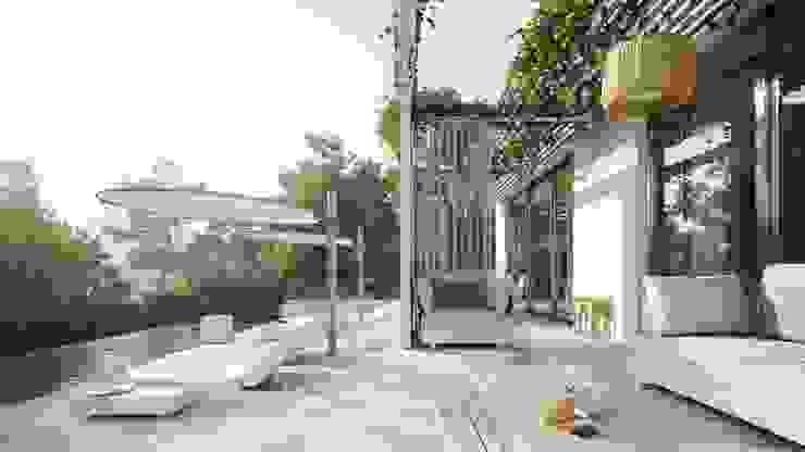 Balcones y terrazas mediterráneos de TABARQ Mediterráneo