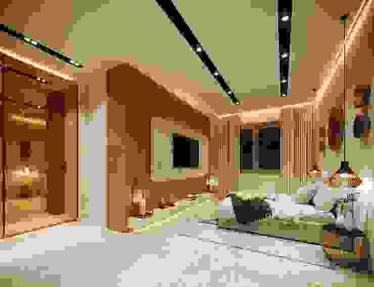Mediterranean style bedroom by TABARQ Mediterranean