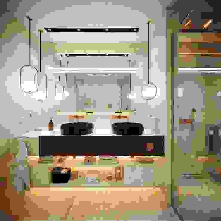 Mediterranean style bathroom by TABARQ Mediterranean