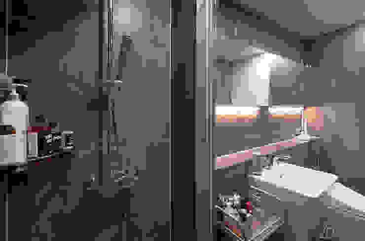 حمام تنفيذ 디자인 아버, حداثي