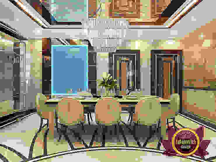 Superb and Magnificent Hall Interior Design by Luxury Antonovich Design