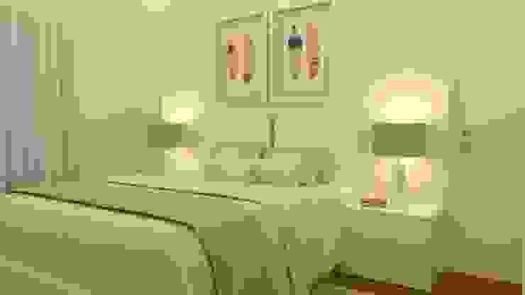 Casactiva Interiores Dormitorios de estilo moderno