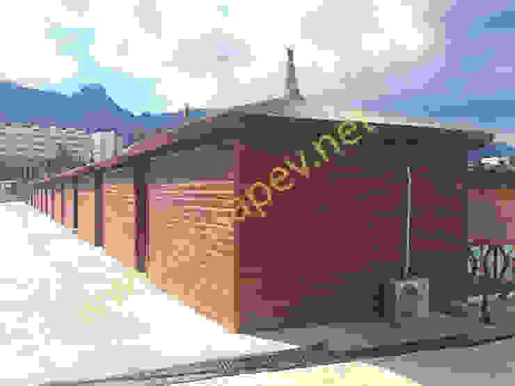 SİSNELİ AHŞAP EV - AĞAÇ EV - KÜTÜK EV - BUNGALOV -KAMELYA Log cabin