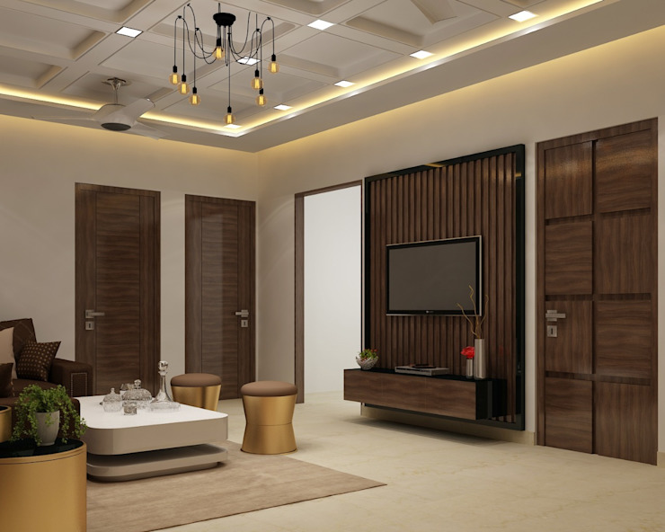 Media room by MAG Consultancy