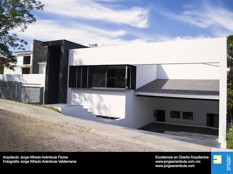Casa N1 de Excelencia en Diseño Minimalista