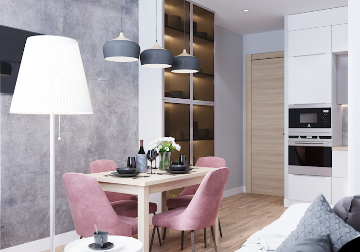 Modern kitchen by CUBE INTERIOR Modern