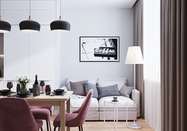 by CUBE INTERIOR Modern