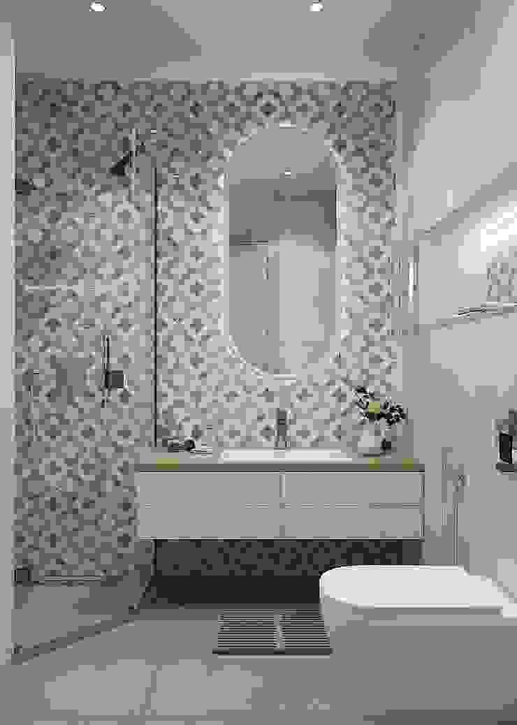 Modern bathroom by CUBE INTERIOR Modern