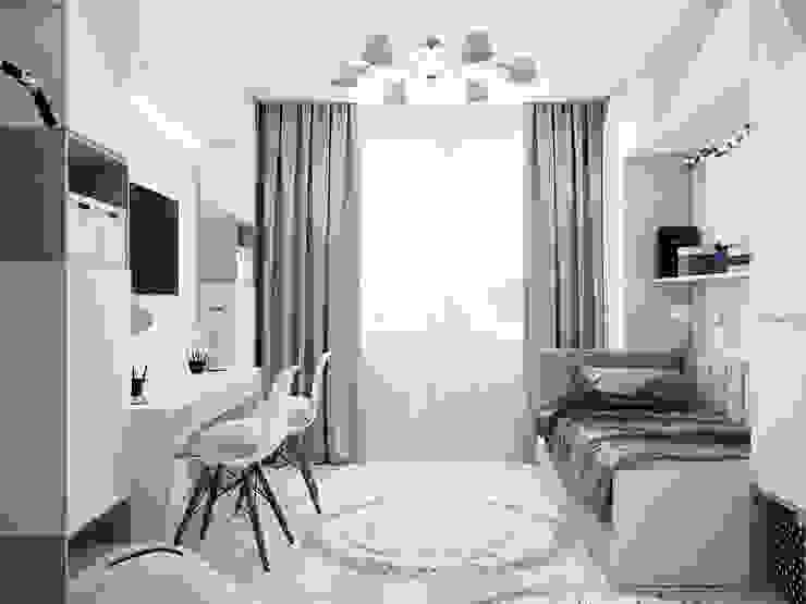 Scandinavian style nursery/kids room by CUBE INTERIOR Scandinavian
