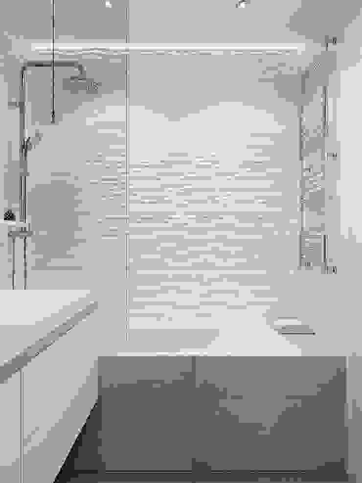 Scandinavian style bathroom by CUBE INTERIOR Scandinavian