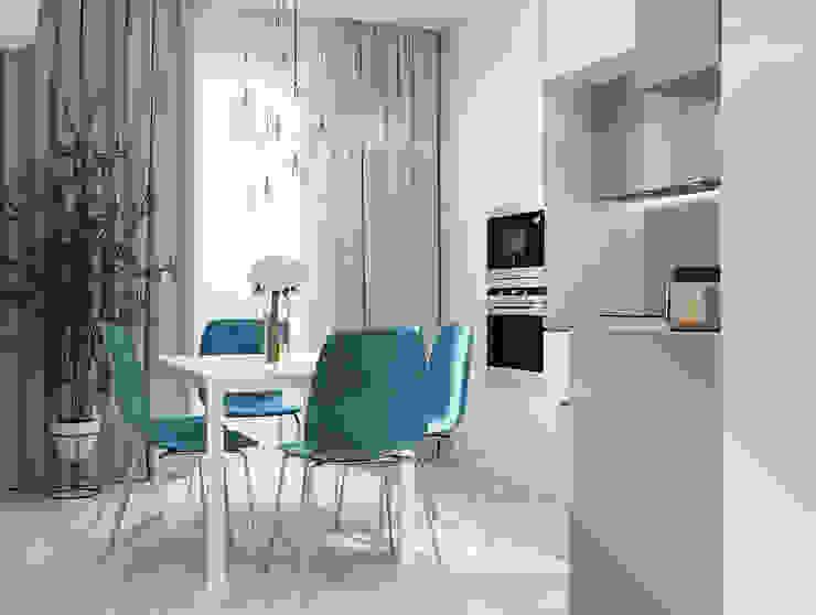 Scandinavian style kitchen by CUBE INTERIOR Scandinavian