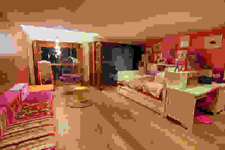 Casa RJ38 by SPAZI Función Arquitectónica Dormitorios infantiles modernos de Spazi Moderno