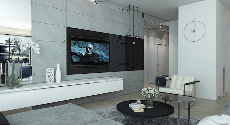 Ruang Keluarga Klasik Oleh Barkod Interior Design Klasik