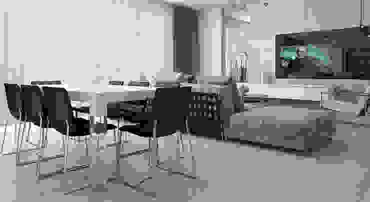 Ruang Makan Klasik Oleh Barkod Interior Design Klasik