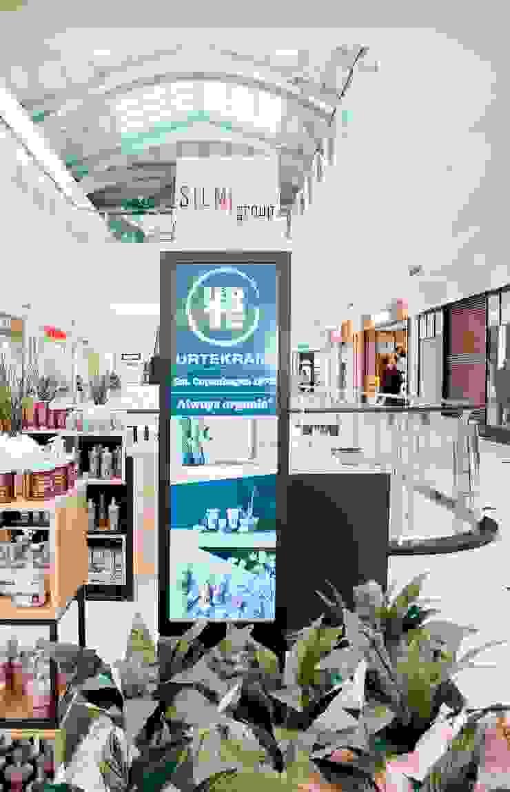Barkod Interior Design Shopping Centres