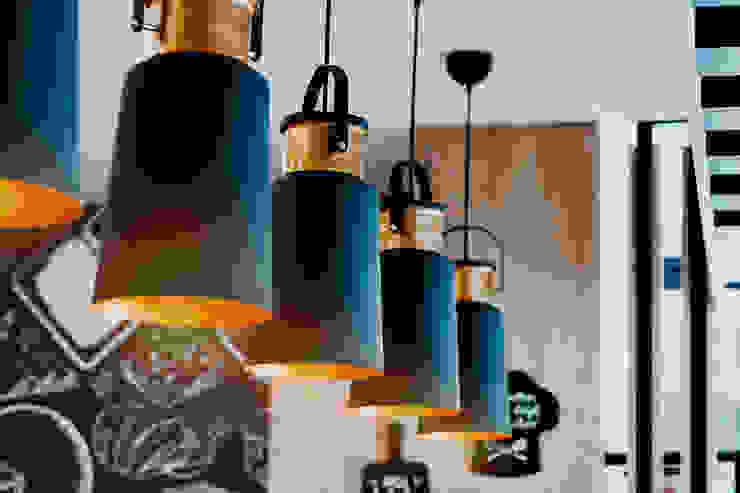 Ruang Komersial Gaya Industrial Oleh Barkod Interior Design Industrial
