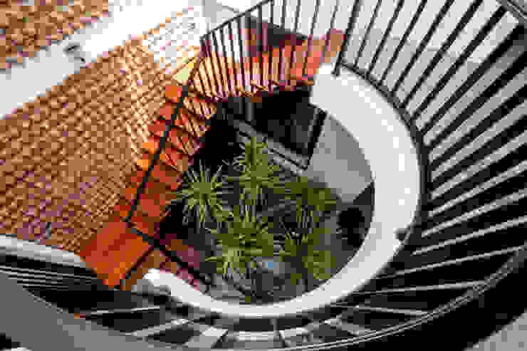 Stairs by Mét Vuông, Rustic