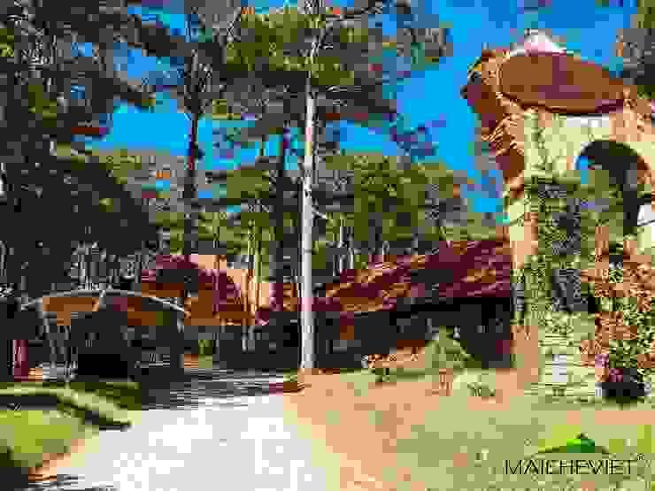 Mái che tại Ana Mandara Đà Lạt Vườn phong cách hiện đại bởi Công ty TNHH Havico Việt Nam Hiện đại
