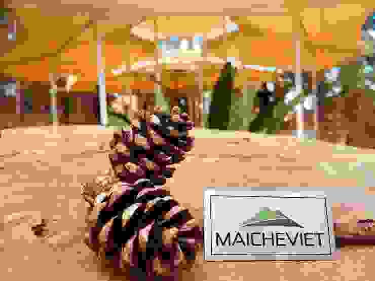 Mái che tại Ana Mandara Đà Lạt Vườn phong cách Bắc Âu bởi Công ty TNHH Havico Việt Nam Bắc Âu