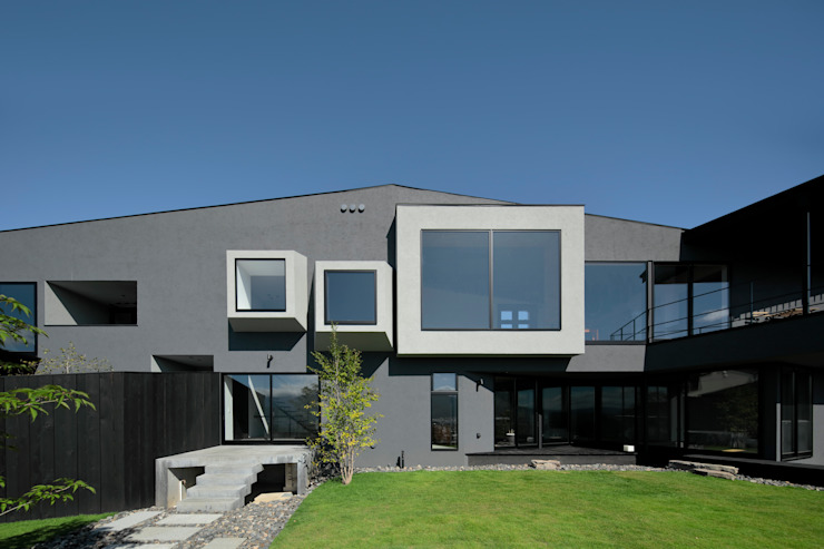 M4: キューボデザイン建築計画設計事務所が手掛けた家です。