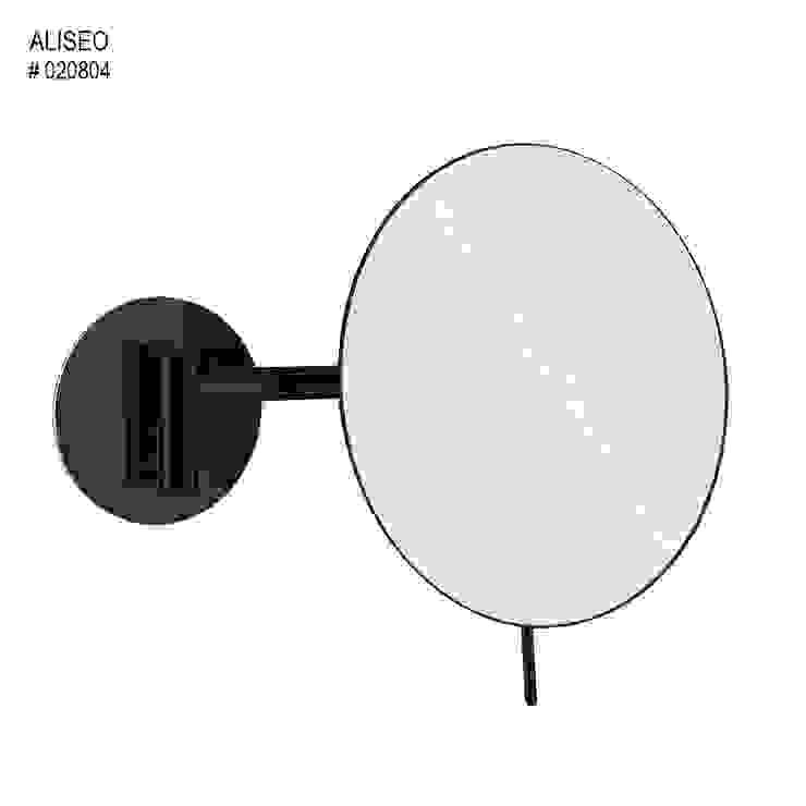 Glasservice König BathroomMirrors Black