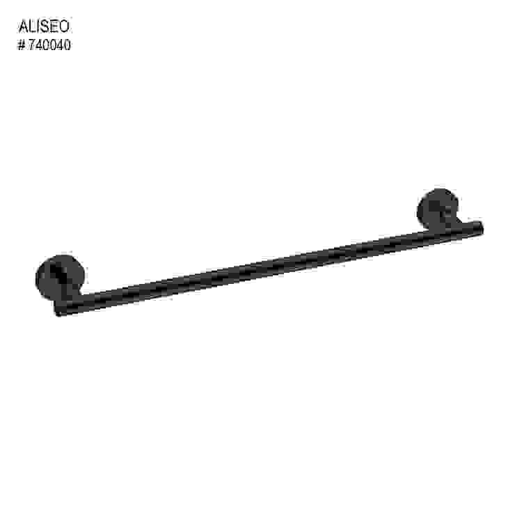 Glasservice König BathroomFittings Black