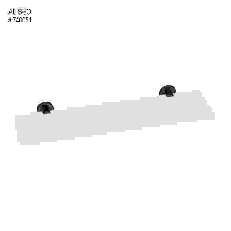 Glasservice König BathroomShelves Black