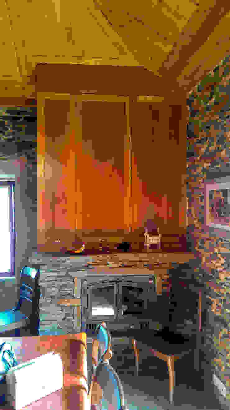 Home Recover Módulos de cocina Acabado en madera