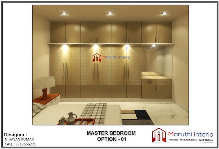 residential Projects by Maruthi Interio Asian