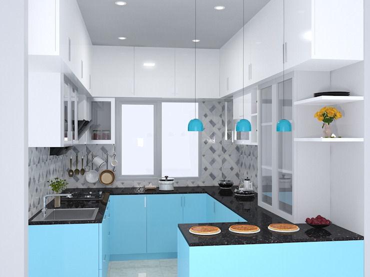 Maruthi Interio Dapur built in