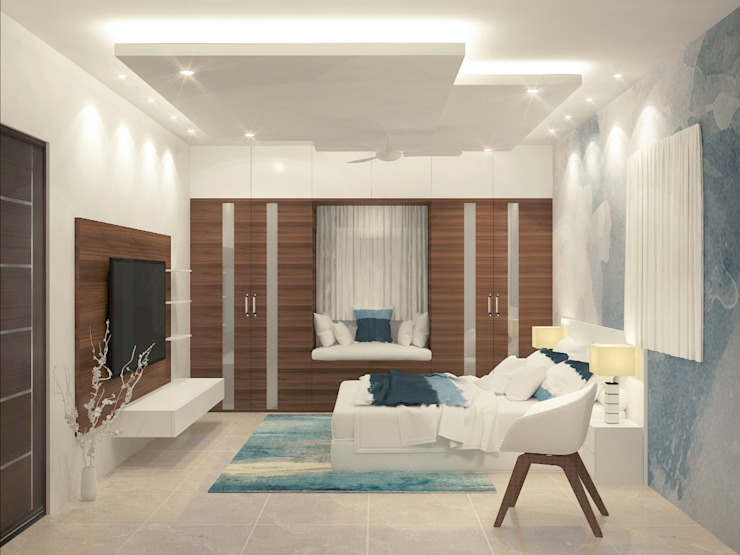 10 Beautiful False Ceilings From Indian Homes Homify