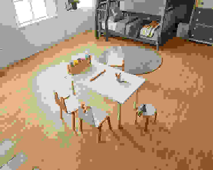 미지트: 토끼네집의 현대 ,모던