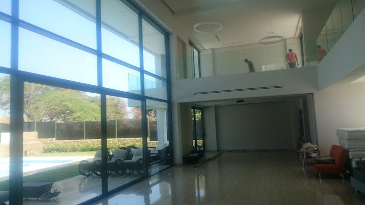 INDAMAR SRL Modern walls & floors Limestone Beige