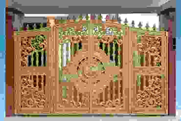 Cách thức chọn lựa cổng nhôm đúc phù hợp bởi CÔNG TY CỔ PHẦN SẢN XUẤT HOÀNG GIA HÀ NỘI